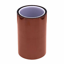150mm x 100ft High Heat Temperature Resistant Kapton Polyimide GBA Gold Tape