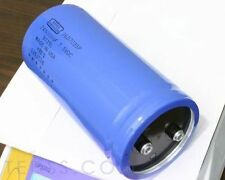 2x 24000uF 7.5V Large Can Electrolytic Capacitor DC 7.5VDC 24000mfd 24,000 95C