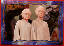 """STAR TREK TOS 50th Anniversary - """"THE CAGE"""" - GOLD FOIL Chase Card #63"""