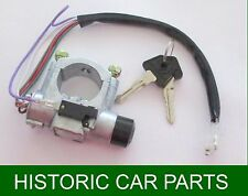 STEERING COLUMN LOCK & IGNITION SWITCH - MGB Roadster & MGBGT GT 1973 on