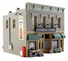 Woodland Scenics BR4925 N Lubener's General Store Structure Built-&-Ready