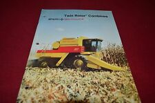 New Holland TR86 TR96 Combine Dealer's Brochure YABE11