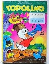TOPOLINO n.1219 Aprile 1979