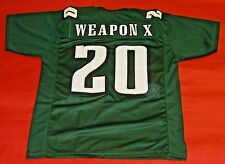 BRIAN DAWKINS CUSTOM PHILADELPHIA EAGLES JERSEY WEAPON X LAST ONE