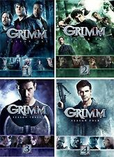 Grimm TV Series ~ Complete Season 1-4 (1 2 3 & 4) BRAND NEW 20-DISC DVD SET