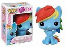 "MY LITTLE PONY  RAINBOW DASH 3.75"" VINYL FIGURE POP BRAND NEW GREAT GIFT"