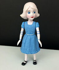"DISNEY 4"" Miniature Mini Small Tiny Pocket CHINA Girl Doll OZ  For Diorama ~ NEW"