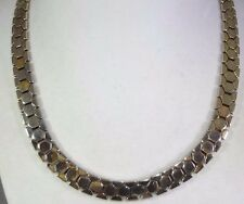 CROWN TRIFARI ALFRED  PHILIPPE 1945 Patent 143,349 Honeycomb Necklace Ad Piece