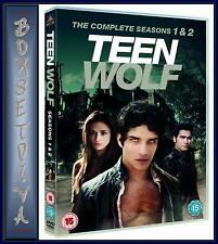 TEEN WOLF - COMPLETE SEASONS 1 & 2 **BRAND NEW DVD **