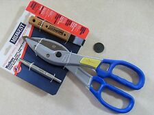 Midwest Magsnips Vinyl Siding Removal Tool Trim Nail Punch Snips 3pc Set