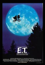 -A3-  E.T, The Extra Terrestrial Vintage Movie Film Cinema wall Posters #21