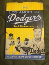 1960 The Los Angeles Dodgers By Paul Zimmerman Book