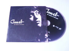 Amel Bent - le droit à l'erreur - cd single
