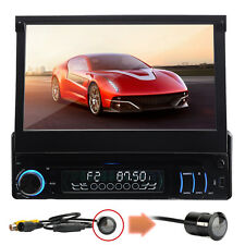 "7 ""Single MP3 MP4 1 DIN Reproductores de DVD del coche de HD DVD Radio Bluetooth"