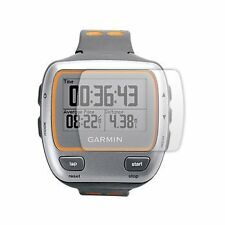 2 Screen Protectors Cover Guard Film For Smart Watch Garmin Forerunner 310XT