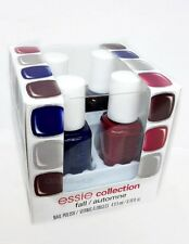 ESSIE Nail Lacquer- Mini  FALL/AUTOMNE Collection 2014 -4 colors x .16oz - 18147