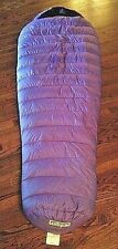 "Western Mountaineering Badger 6'-6"" Down Left Zip Sleeping Bag Free Shipping"