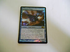 1x MTG FOIL Arcanista d'Elite-Elite Arcanist Magic EDH M14 ed Base ITA Italiano