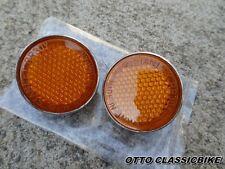 HONDA CL70 SL70 CB100 CL100 CB125 SL125 CB175 CA175 SL175 FRONT FORK REFLECTOR
