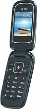 ZTE Z222 AT&T 3G GSM Bluetooth with Camera Flip Phone H2O, Used, Refurbished