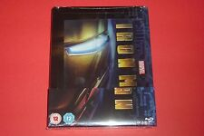 Iron-Man #1 Zavvi Exclusive Lenticular Limited Steelbook Edition Sold Out