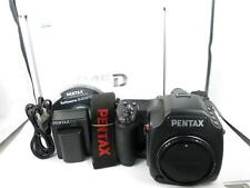 PENTAX Pentax 645 645D 40.0 MP Digital SLR Camera - Black (BODY ONLY) BOXED