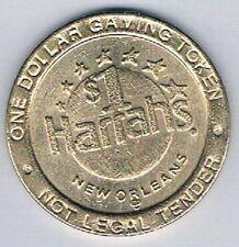 Harrah's Casino $1.00 Gaming Token New Orleans Louisiana