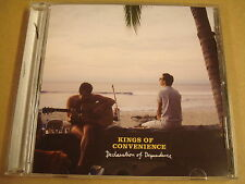 CD / KINGS OF CONVENIENCE