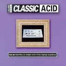 Classic Acid by Various Artists (CD, Oct-1998, Moonshine Music)