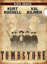 Brand New DVD Tombstone - The Director's Cut Kurt Russell Val Kilmer Sam Elliott