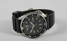 Seiko 6309-7290 Divers Watch Men Vintage 150M Automatic Stainless Steel #4848