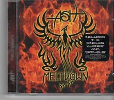 (GA73) Ash, Meltdown - 2004 CD