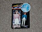 1987 Dapol Doctor Who Blue Shirt Mel Figure MOC Brand New 7th Doctor