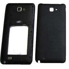 Samsung Galaxy Note I9220 N7000 Carcasa Chasis medio Batería Trasera Cubierta Negro