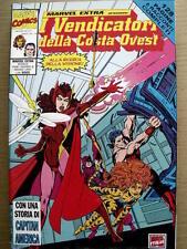 I Vendicatori della Costa Ovest - Marvel Extra n°1 1994 ed. Marvel Italia  [SP4]
