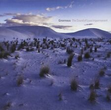 Ginormous The Sound Of Love Impermanent CD 2010 ant-zen
