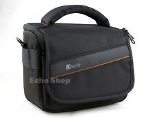 Waterproof Shoulder Camera Case Bag For PENTAX Q Q-S1 K-01 K-S2 K-3II