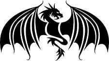 Dragon Decal / Sticker 8 inch Game of Thrones