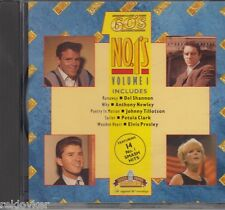 60's No.1's Vol. 1 - Elvis Presley, Searchers, Del Shannon, Johnny Tillotson u.a