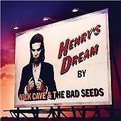 Nick Cave & the Bad Seeds - Henry's Dream (CD, 2010)