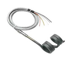New 220v 250w ID 15.8mm Coil Heater K Thermocouple 1M Cord Stainless Steel Braid