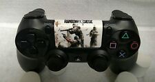 Custom Dualshock 4 PS4 Controller Touchpad Decal Rainbow Six Siege III