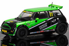Scalextric BMW MINI Cooper S Chandlers Hailsham Slot Car 1/32 C3743
