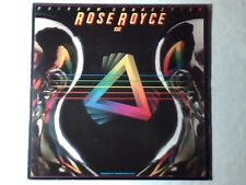 ROSE ROYCE Rainbow connection IV lp GERMANY NUOVO