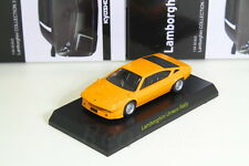 Lamborghini Urraco Rally Orange 2006 1/64 Kyosho Minicar Collection 3 2010 Ltd