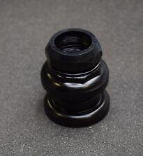 """Jeu de direction 25,4 mm noir  filetage anglais 1 pouce 1"""" pour vélo  vintage"""