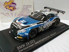 Minichamps 437142079 # BMW z4 gt3 24h. SPA 2014 squadra Ecurie Ecosse no. 79 1:43