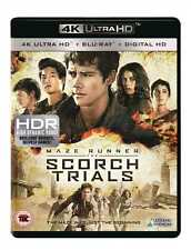 THE SCORTCH TRIALS-4K-FILM ULTRA HD BLU-RAY+DIGITAL