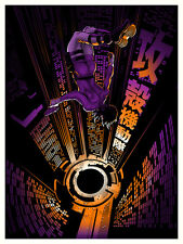 """Joshua Budich """"Ghost in the Shell"""" SOLD OUT Ltd Ed #30 of 100 Signed Print Mondo"""
