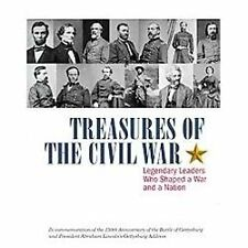 Treasures of the Civil War by Gettysburg Foundation Staff (2013, Hardcover)